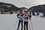 Tiroler-Meisterschaft Staffel - St. Ulrich am Pillersee 16.02.2020